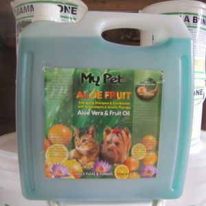 Aloe Fruit Shampoo & Conditioner, Gamma Care 5 Litre